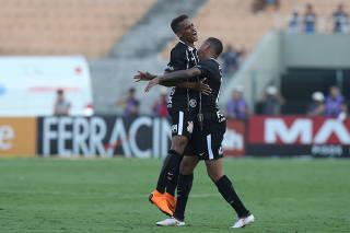 Corinthians saiu no lucro em derrota para o Bragantino