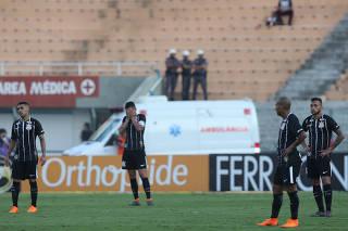 Corinthians perdeu estilo de jogo confiável do primeiro semestre de 2017