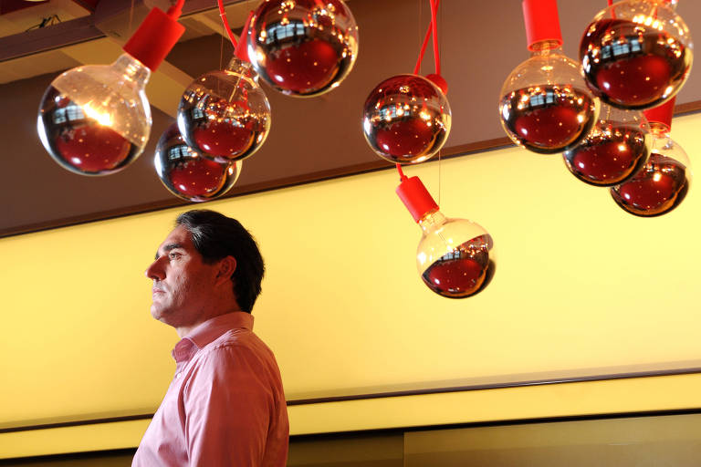 Presidente da Coca-Cola no Brasil, Henrique Braun