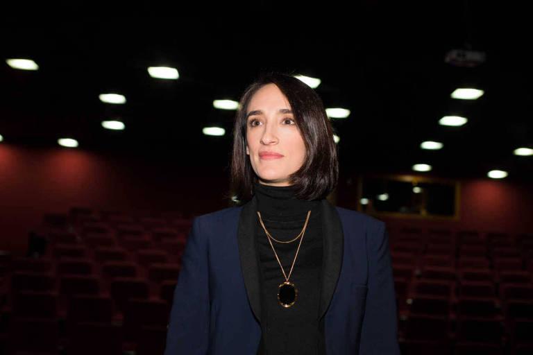 A jornalista Maria Prata