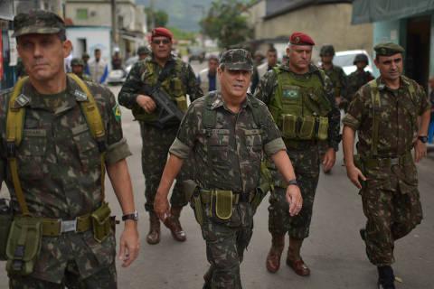 Rio precisa de R$ 3,5 bi para cobrir rombo na segurança, diz interventor