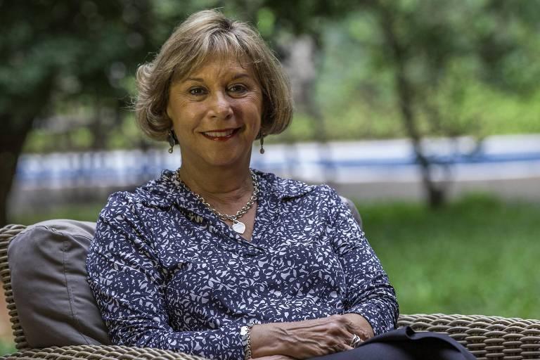 A procuradora Valderez Abbud, candidata à chefia do Ministério Público de SP