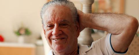 SAO PAULO SP Brasil  14 03 2028  Carlos Caboclo, ex-dirigente do São Paulo. Caboclo é pai de Rogério Caboclo, que substituirá Marco Polo Del Nero na presidência da CBF .ESPORTE  Jorge Araujo 703 Folhapress ORG XMIT: XXXXXXX