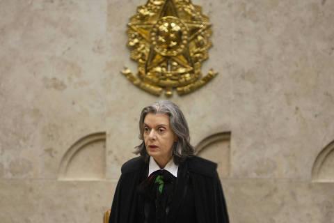 Ministros negam reunião anunciada por Cármen Lúcia