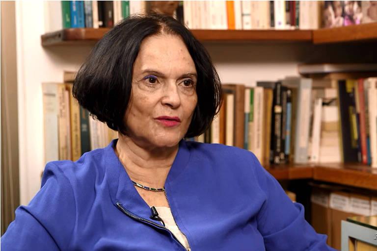 Antropóloga Alba Zaluar