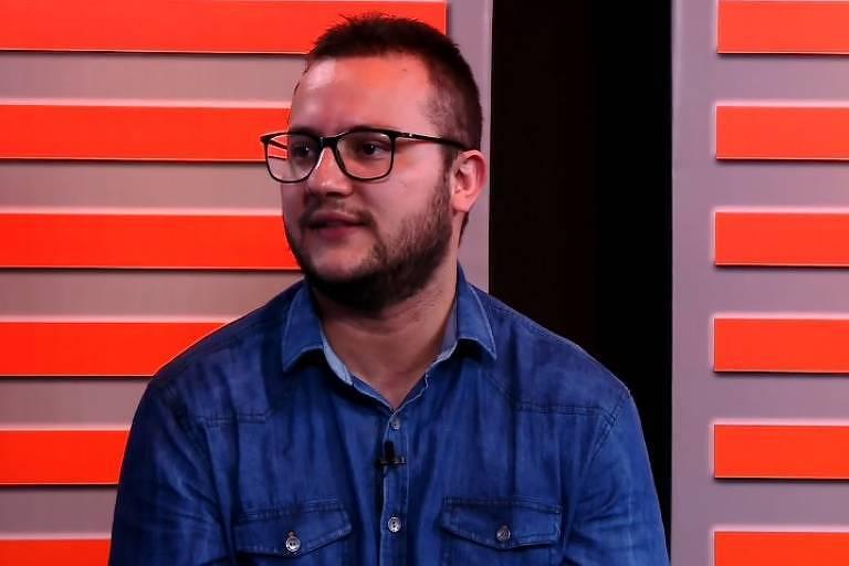 Diego dá entrevista após sair do BBB 18