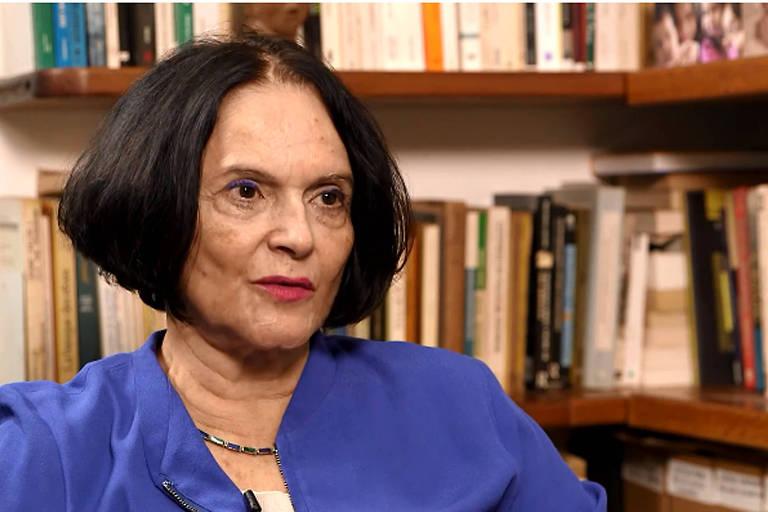 A antropóloga Alba Zaluar, 75