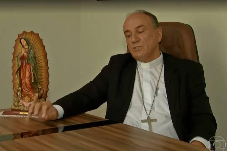 Bispo de Formosa, dom José Ronaldo, quatro padres, um monsenhor e funcionários administrativos foram presos na manhã de segunda (19)