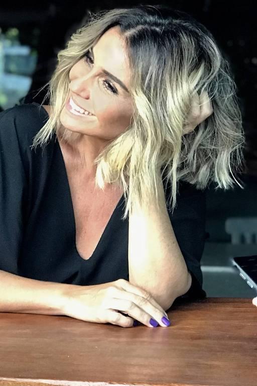 Giovanna Antonelli muda cabelo para novo papel em novela