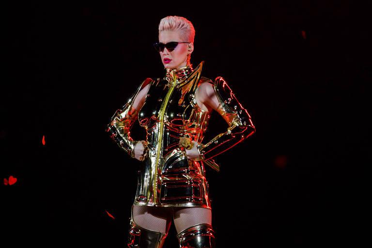 Show de Katy Perry em São Paulo