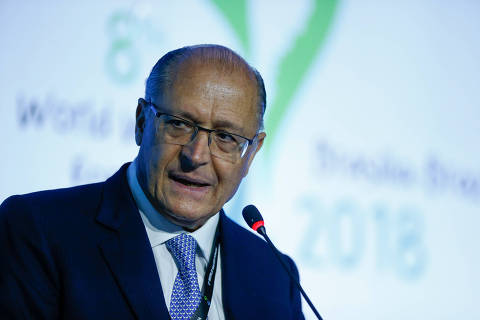 Centrão chega a acordo para apoiar Alckmin
