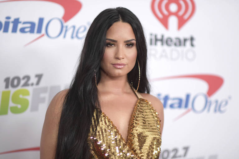 Demi Lovato em evento na California