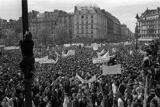 22 de Março: contagem regressiva para os 50 anos do movimento de Maio de 68