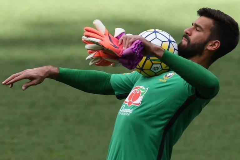 Goleiros do Brasil nas Copas do Mundo