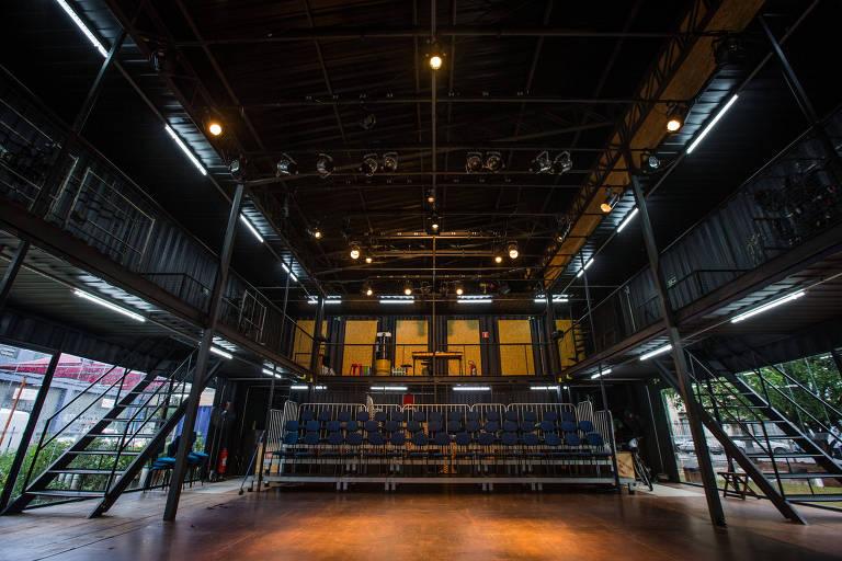 Especial Teatros - Sedes de Coletivos