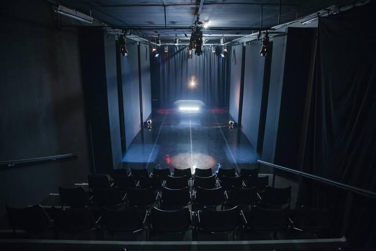 Pequenos teatros