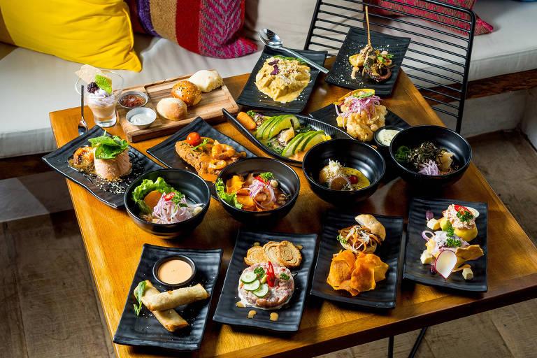 Rodízio de comida peruana é destaque no novo restaurante Lima - 23 ... c7a348b5c0516