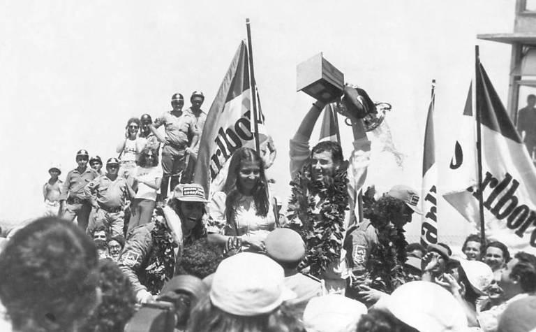 Pilotos brasileiros na F-1
