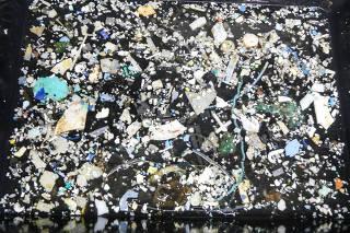 Grandedepósito de lixo do Pacíficocontém 87 mil toneladas de plástico