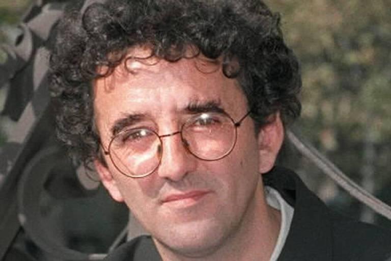 O escritor chileno Roberto Bolaño