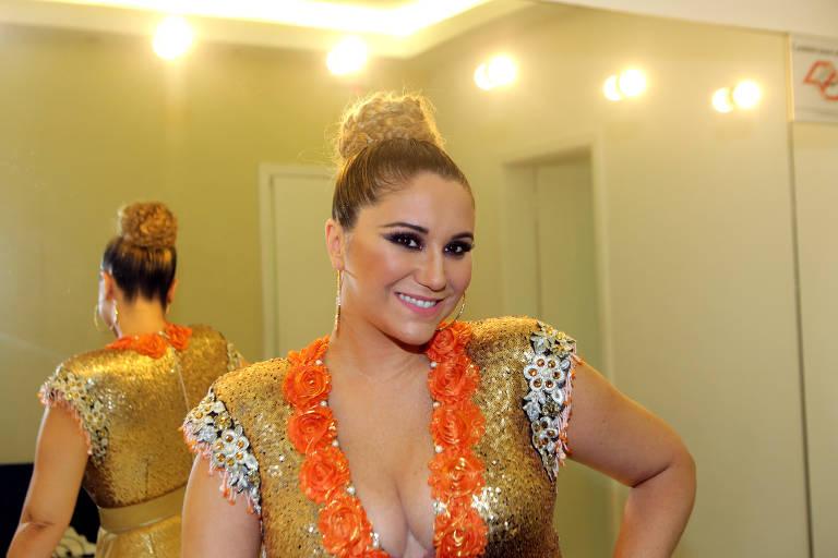 A cantora Maria Rita teve que cancelar show em Vila Velha (ES)