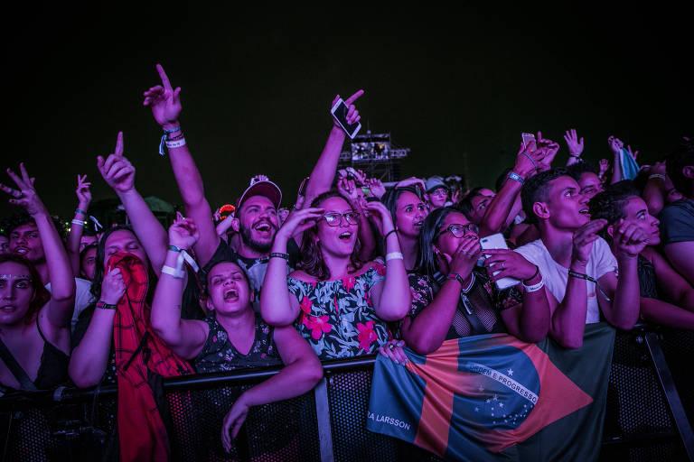 Lollapalooza 2018 - 1º Dia