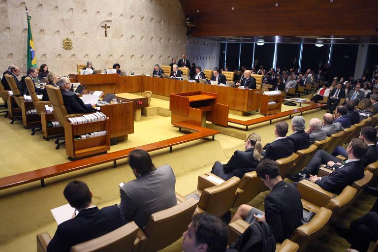 STF retoma julgamento sobre restrição do foro priviegiado