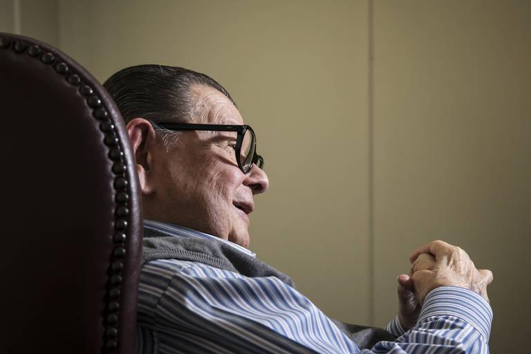 O ex-ministro e ex-deputado federal Delfim Netto, 89