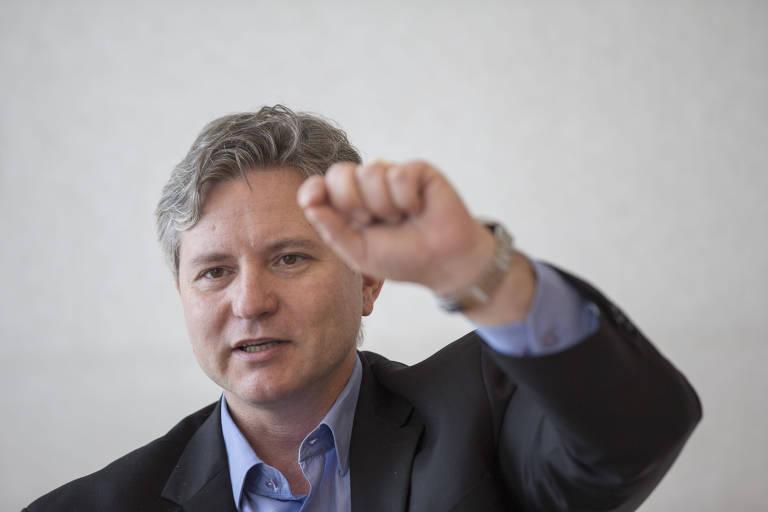 Luciano Guidolin, presidente da Odebrecht S.A., que assumiu o cargo em maio de 2017