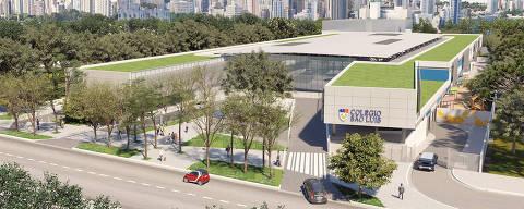 Nova escola vai ser construída em área próxima ao parque Ibirapuera