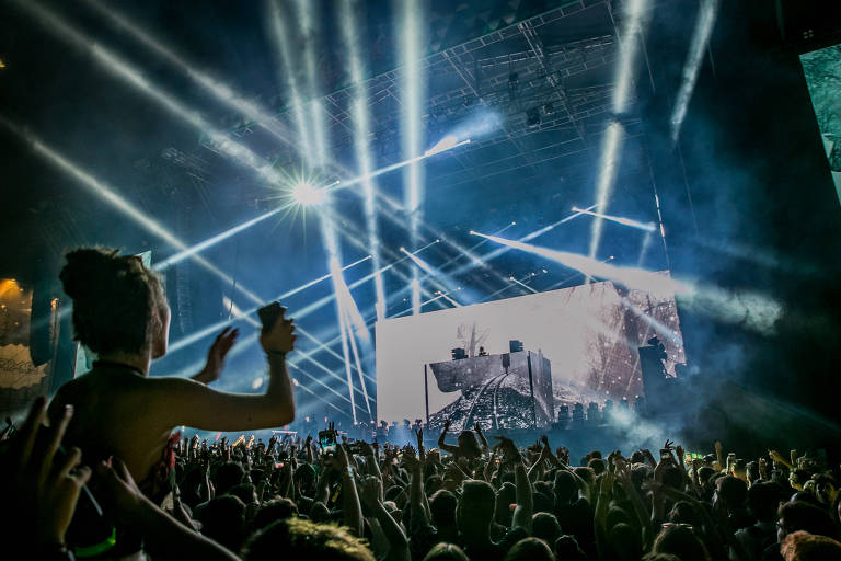 Show no Lollapalooza de 2018
