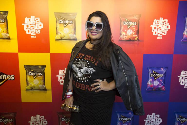 Fabiana Karla no Lollapalooza