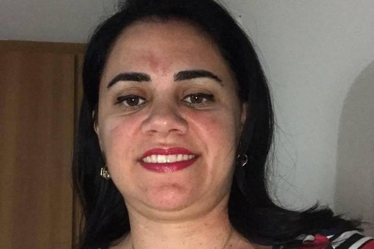 Sabrina do Amaral Vechi, 40, morta atropelada pelo marido em Indaiatuba (SP)