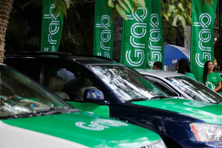 Uber vai vender operações no Sudeste Asiático ao rival Grab