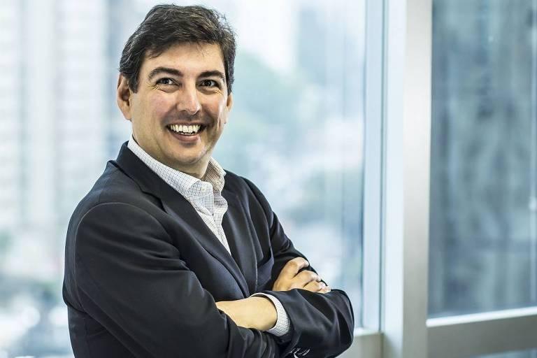 O executivo Mario Mello, ex-diretor-geral do Paypal na América Latina e idealizador do aplicativo Poder do Voto