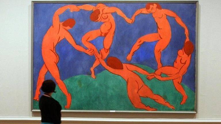 A cor tóxica proveniente dos vulcões que mudou a história da arte