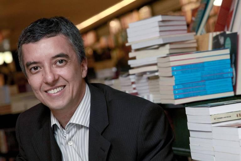 """O jornalista e economista Jorge Felix, especialista em estudos sobre envelhecimento, autor de """"Viver Muito"""" (2011)"""