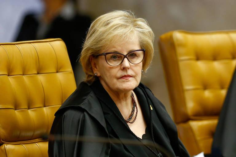 Rosa Weber se irritou com a condução da votação de liminar de Lula
