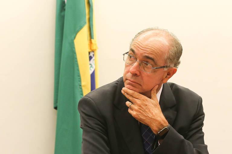 O deputado José Carlos Aleluia (DEM-BA), relator do projeto de privatização da Eletrobras