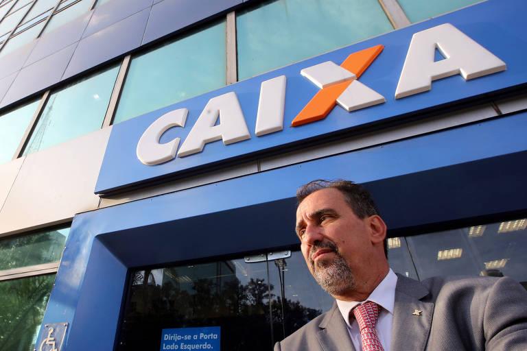 Gilberto Occhi, presidente da Caixa, descartou ida ao Ministério da Saúde