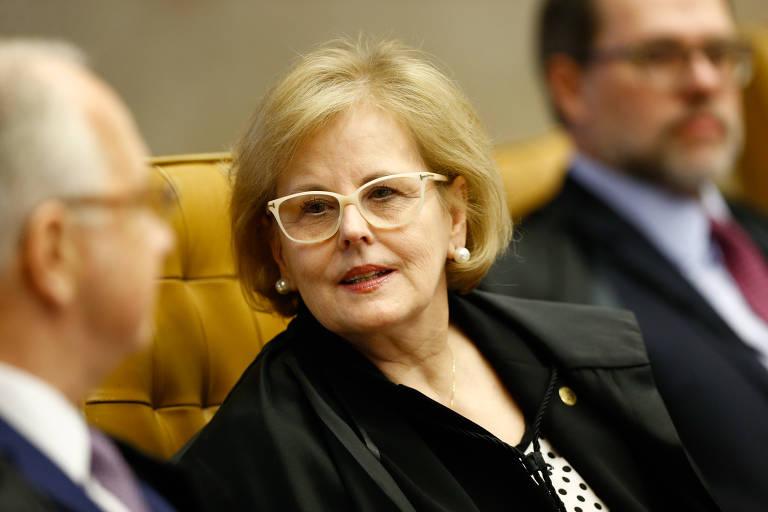 Resultado de imagem para Rosa Weber negou liberdade a 57 de 58 condenados em 2ª instância