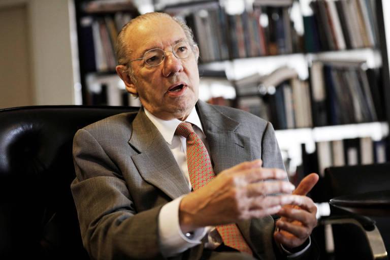 Rubens Barbosa, presidente do Conselho de Comércio Exterior da Fiesp (Federação das Indústrias do Estado de São Paulo)