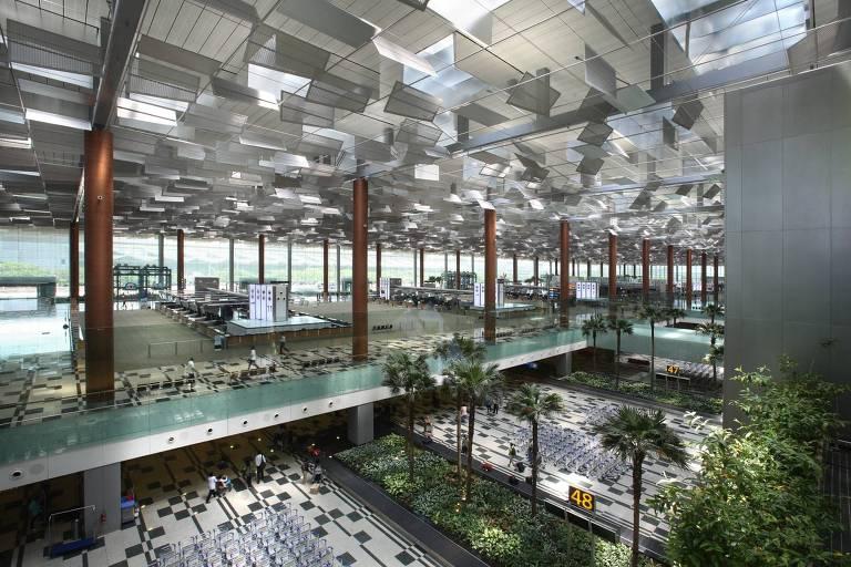 Melhores aeroportos de 2018