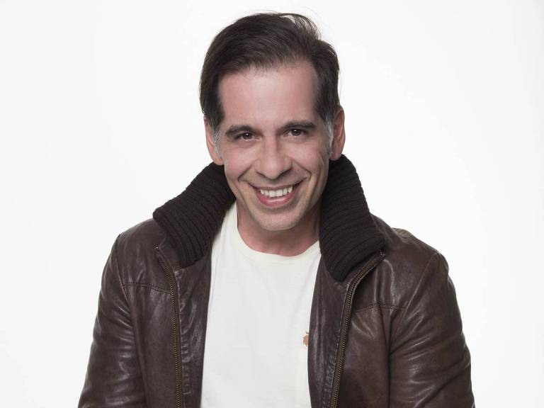 Leandro Hassum é um dos comediantes a se apresentar no dia 30/03