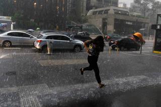 Climatempo em São Paulo