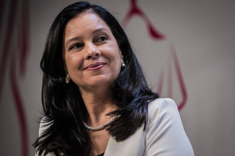 A ministra da Advocacia-Geral da União, Grace Mendonça
