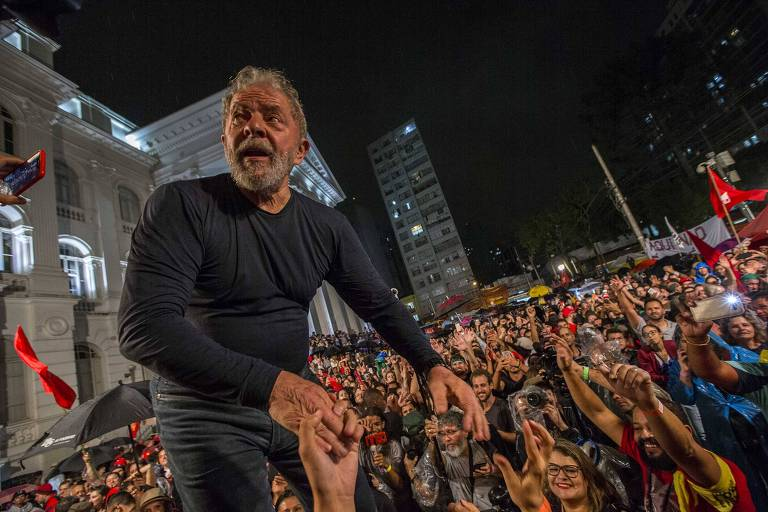 Caravana de Lula pelo Sul