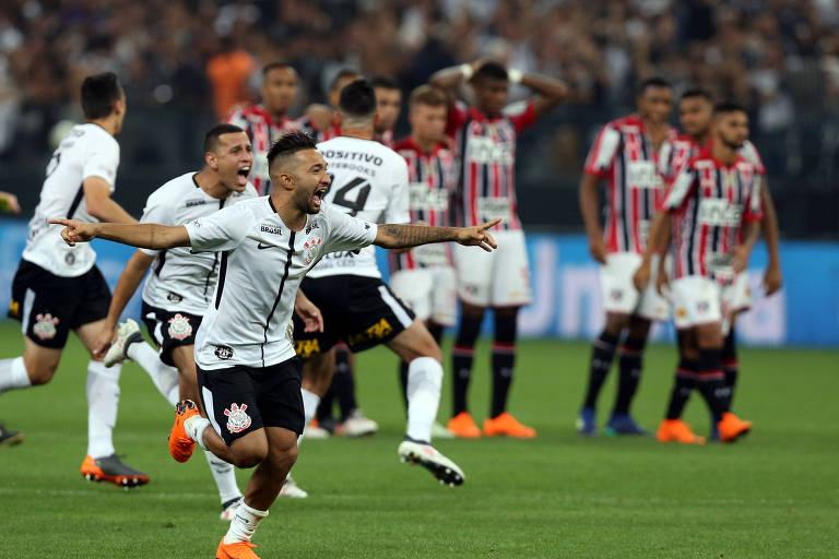 Corinthians fecha patrocínio pontual para final do Paulista