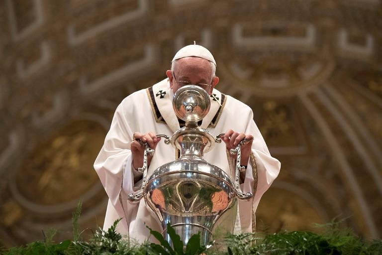 Papa afirma que o inferno não existe, diz jornal italiano