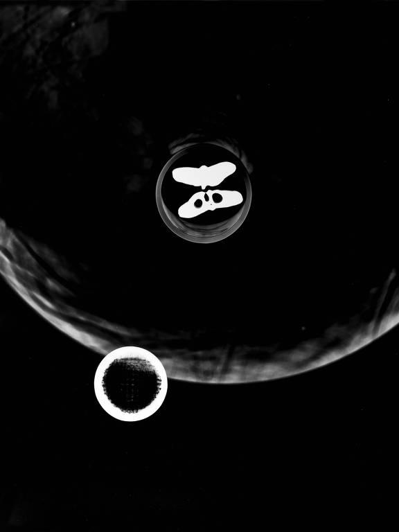 foto em branco e preto